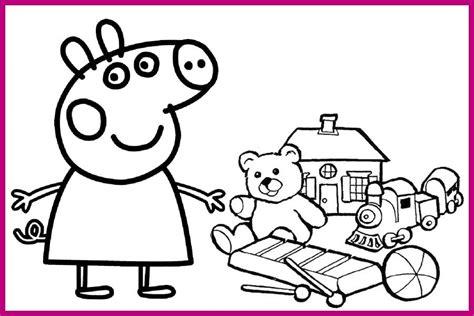 imagenes para pintar de peppa pig dibujos de peppa pig para colorear cuentoslargos com