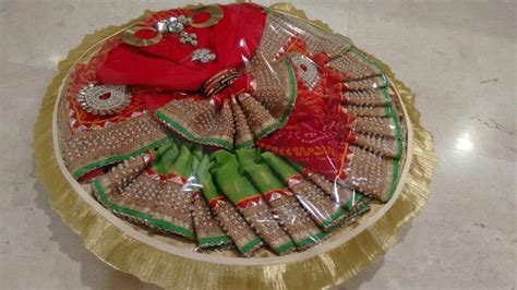 Handmade Saree Packing Trays - the world s catalog of ideas