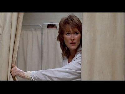 Silkwood Shower by Meryl Streep Gets A Silkwood Shower Peel Slowly