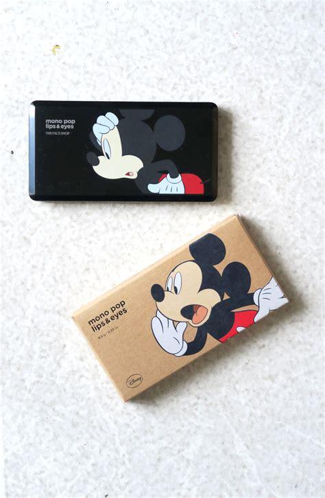 The Shop Disney Mickey Mono Pop Eyeshadow Palette the shop disney mickey collection lovely complex
