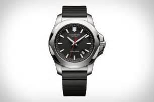 Rugged Analog Watch Victorinox Swiss Army Inox Watch Uncrate