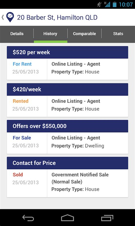property value search android apps on play