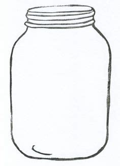 jar cut out template 1000 images about canning jar cards on jars