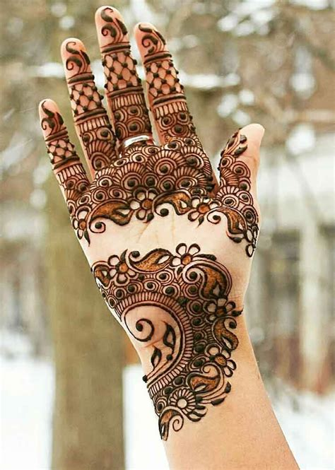henna tattoo innenhand beautiful eid mehndi designs for fashion central