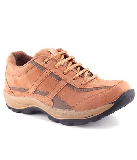 Casual M Shoes macoro brown smart casuals shoes price in india buy