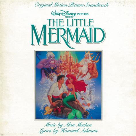 Cd Soundtrack Of Your various the mermaid original motion picture