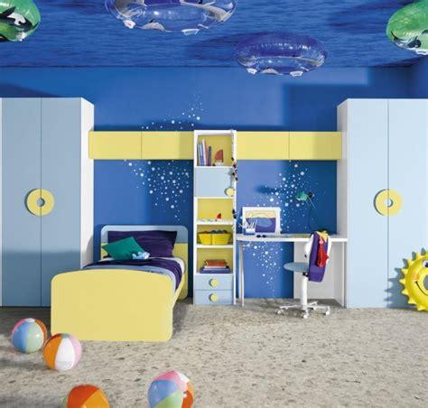 chambre enfant marin d 233 co chambre enfant pour gar 231 on th 232 me marin et voyages