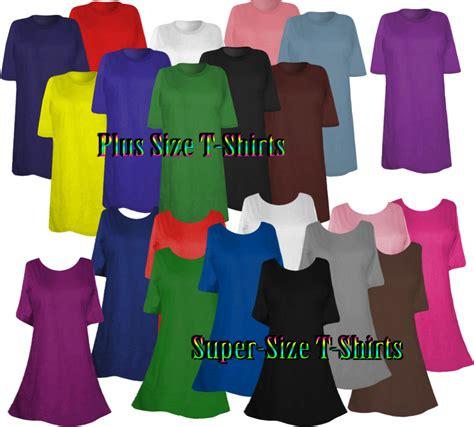 21485 Solid V M L Sale Blouse plus size supersize solid color t shirts on sale 0x 1x 2x 3x 4x 5x 6x 7x 8x 9x