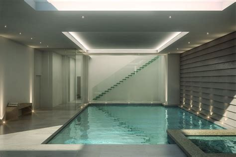basement swimming pool artist impression   basement