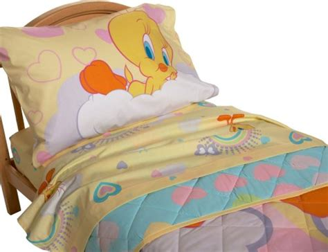 tweety toddler bed set desertcart
