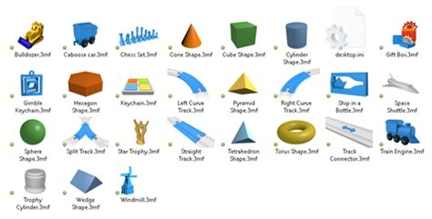 Images Of 3d Objects
