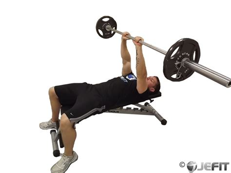 bench tricep extension cable rope high pulley overhead tricep extension