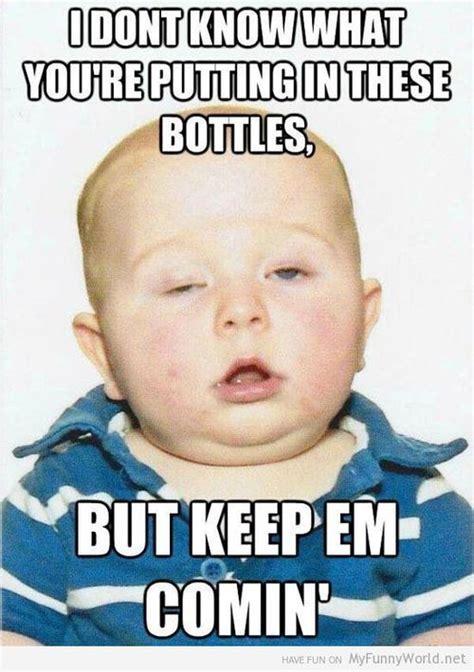 Drunk Kid Meme - kid memes