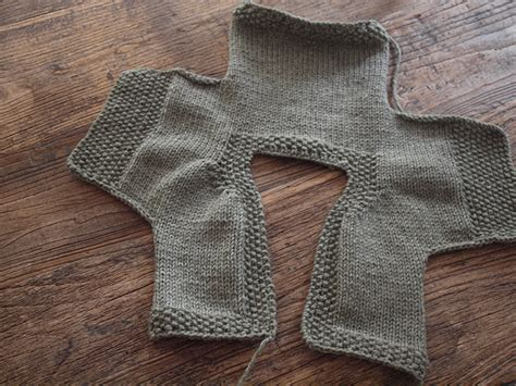 simple baby jumper knitting pattern church then craft