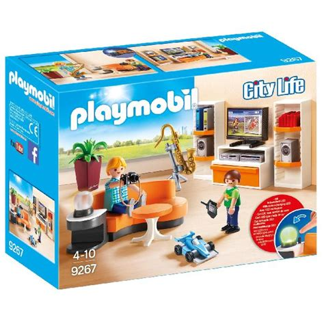 playmobil woonkamer playmobil 9267 woonkamer outlet shopping