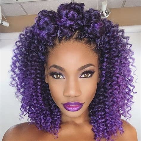 african american crochet hairstyles with straight hair 2017 spring summer hairstyles for african american women