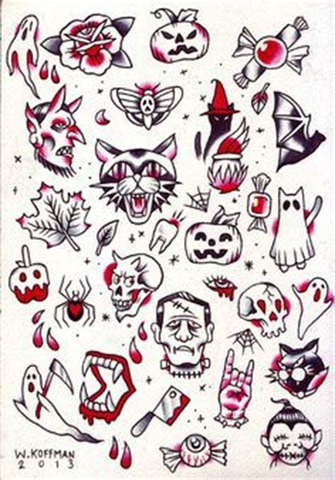minimalist halloween tattoo feuilles d automne automne and feuilles on pinterest