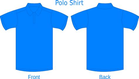Polo Shirt Lengan Panjang Ralp Biru template design kaos studio design gallery best design