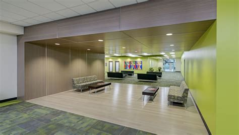 Geico Corporate Office by Geico Creek Office Center American Structurepoint