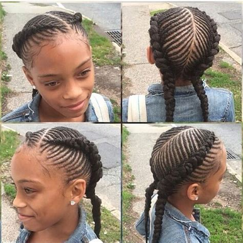 Hairstyles For School Black by Hairstyles For School Black Www Pixshark