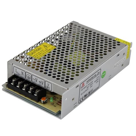 Power Supply 24 volt power supply 2 5 single output