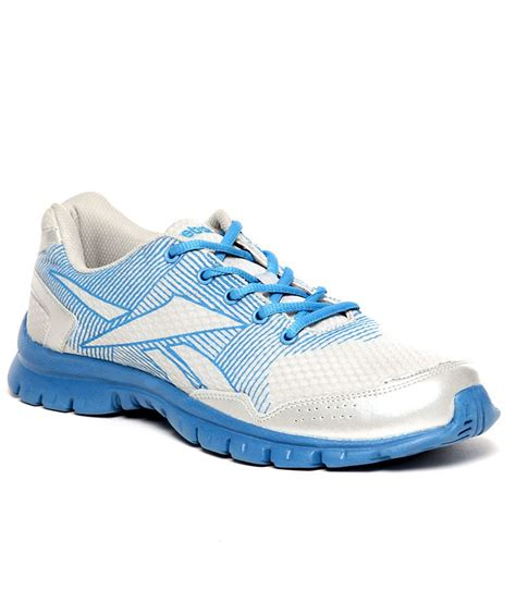 Reebok Running Abu No 42 reebok rhythm run lp silver blue running shoes buy