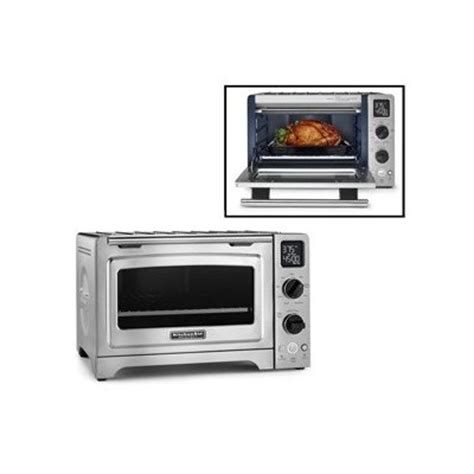 kitchen aid toaster oven kitchenaid convection oven digital canada at shop ca kco273ss