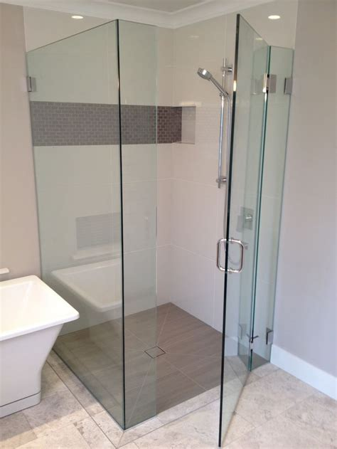 curbless bathroom showers small curbless shower search for the home