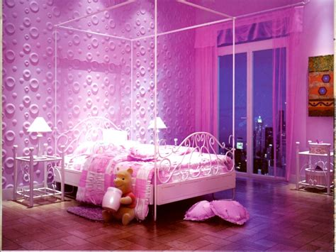 Pink And Purple Bedroom Ideas Wallpapers For Bedrooms Walls Pink And Purple Bedroom Bedroom Designs Flauminc