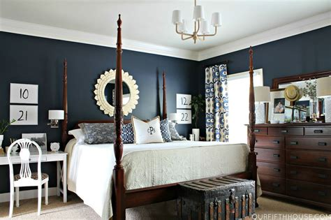 indigo bedroom bedroom decorating ideas for every color of the rainbow
