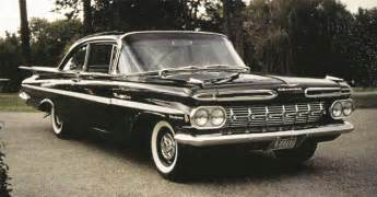 1959 chevrolet bel air 2 door sedan 23949