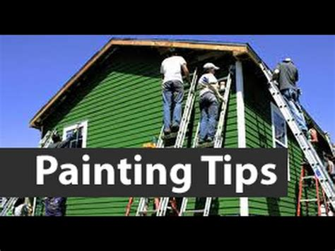how to paint a house how to painting a house tips painting the outside of a