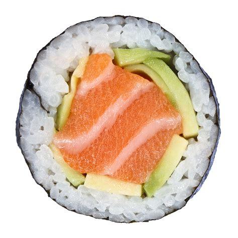 roll sushi salmon avocado eel sushi roll recipe dishmaps