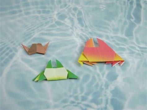Origami Sea - 17 best images about origami made by crafts and origami on