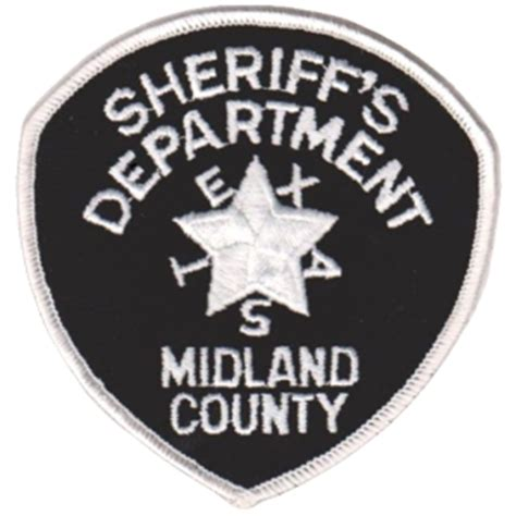 Midland County Sheriff S Office by Sergeant Michael Joe Naylor Midland County Sheriff S