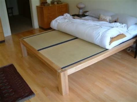 Tatami Mat And Futon by Scavenger Handmade Japanese Platform Bed For 300