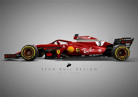 livery f1 2018 f1 liveries could make the halo look almost