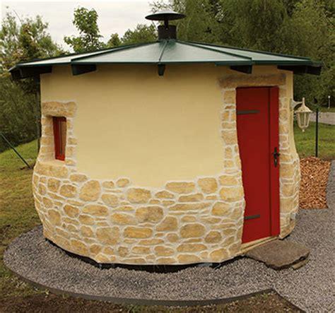 Gartenhaus Aus Stein Bauen Lassen 2686 by Decopierre Sachsen Wenn Putz Zu Stein Wird