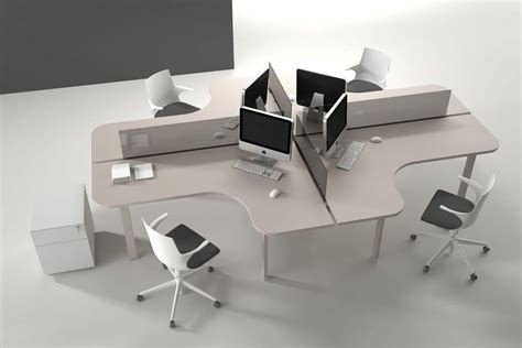 modern office furniture systems system operating tables modern and functional offices