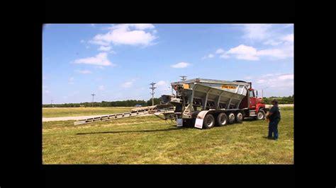 volvo wg super stone slinger semi truck  sale sold  auction june   youtube