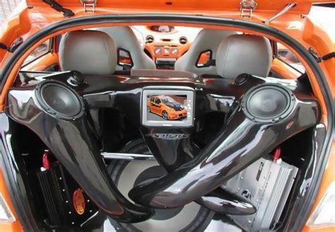 Auto Tuning Innenausstattung by Chevrolet Que Auto
