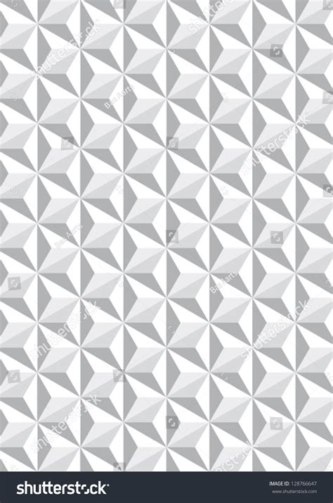 repeating pattern en français 6 point star pattern repeat background stock vector