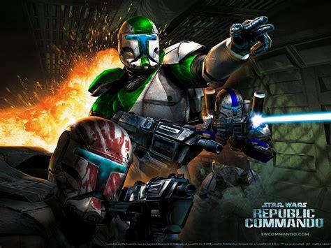star wars republic commando video game wallpaper hd