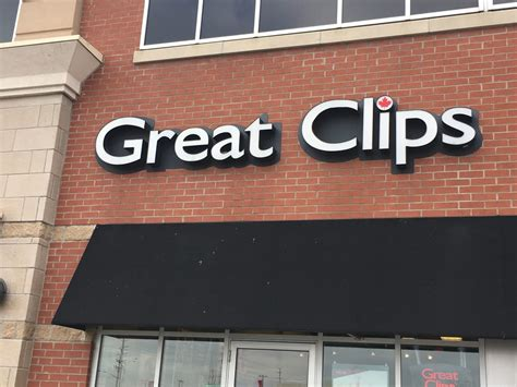 great clips ca great clips 9045 airport rd brton on