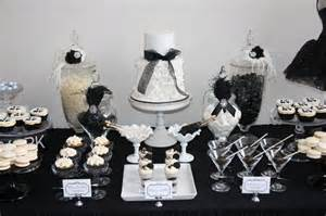 Black And White Themed Party Decorations - have a black amp white affair themed xv quinceanera