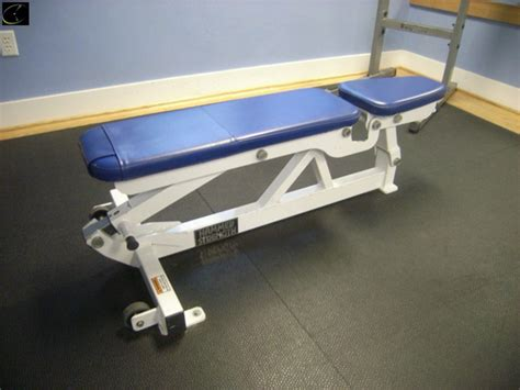 hammer strength adjustable bench hammerstrength bench review bodybuilding com forums