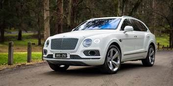 Bentley Cars 2016 Bentley Bentayga Review Caradvice