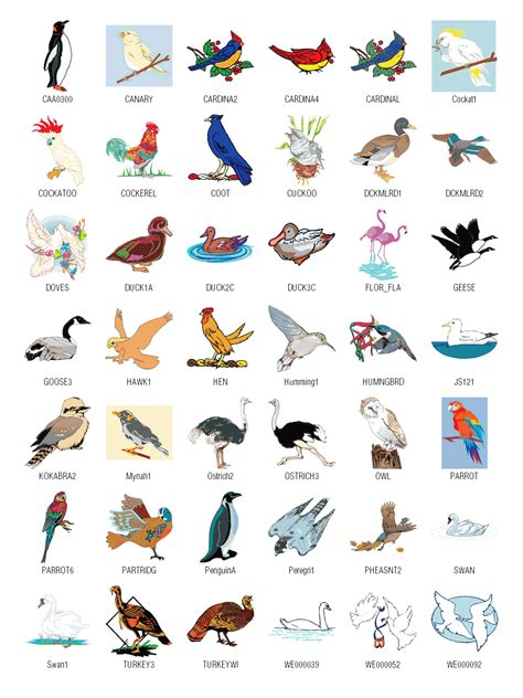 free clipart downloads birds free vector clipart free vectorforall