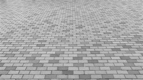 pattern in perspective photoshop perspective view of monotone gray brick stone street road