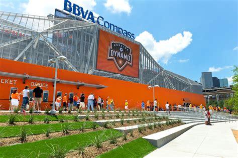 Interior Design Work bbva compass stadium populous